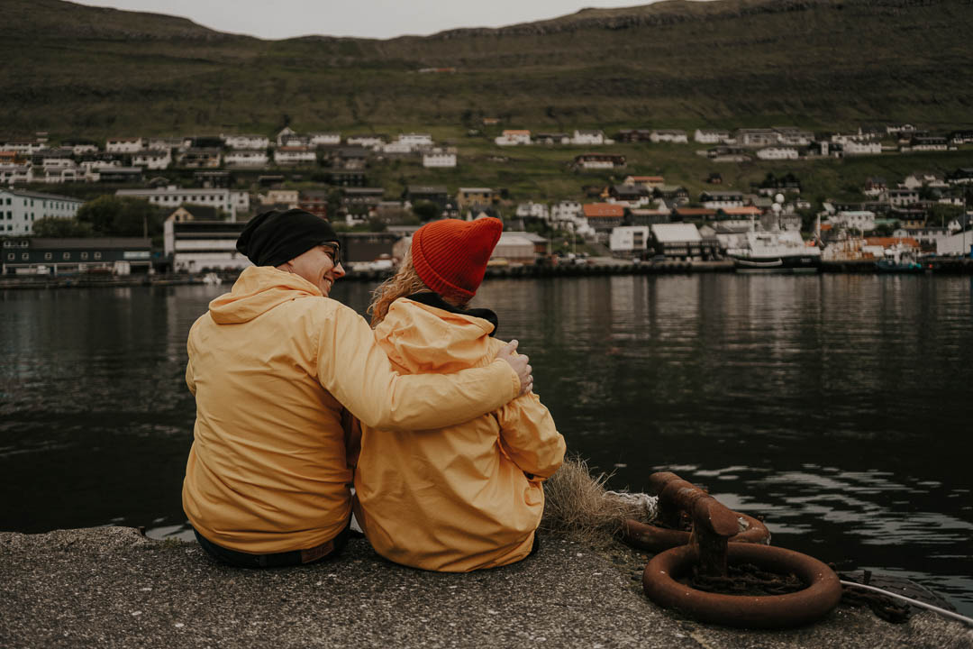 Faroe Islands Couple Shoot | Oleg Tru - wedding photographer