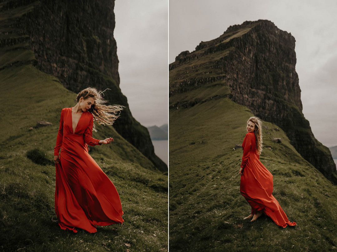 Faroe Islands Elopement | Oleg Tru - destination wedding photographer