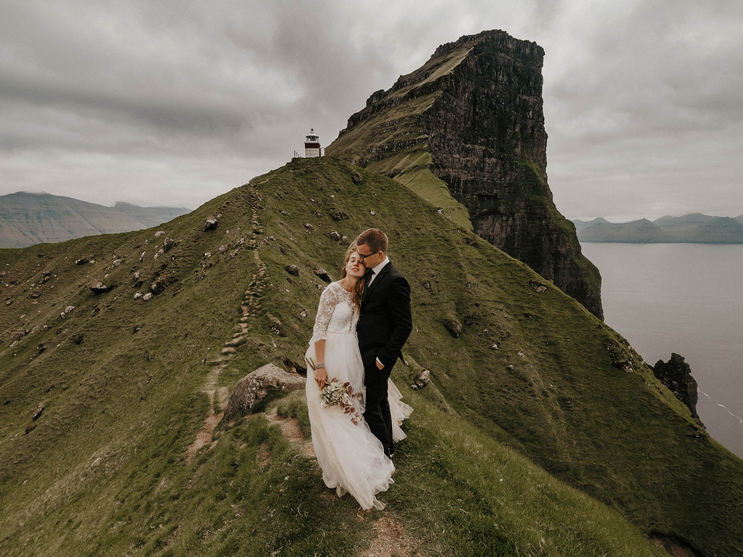 Faroe Islands Adventurous Wedding Shooting – Part 2