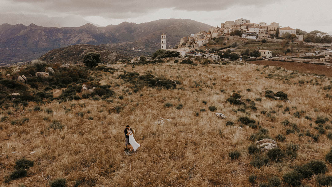 Corsica Elopement | South Of France Wedding photographer - Oleg Tru