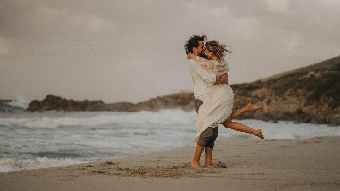 Adventurous elopement Corsica France - Oleg Tru