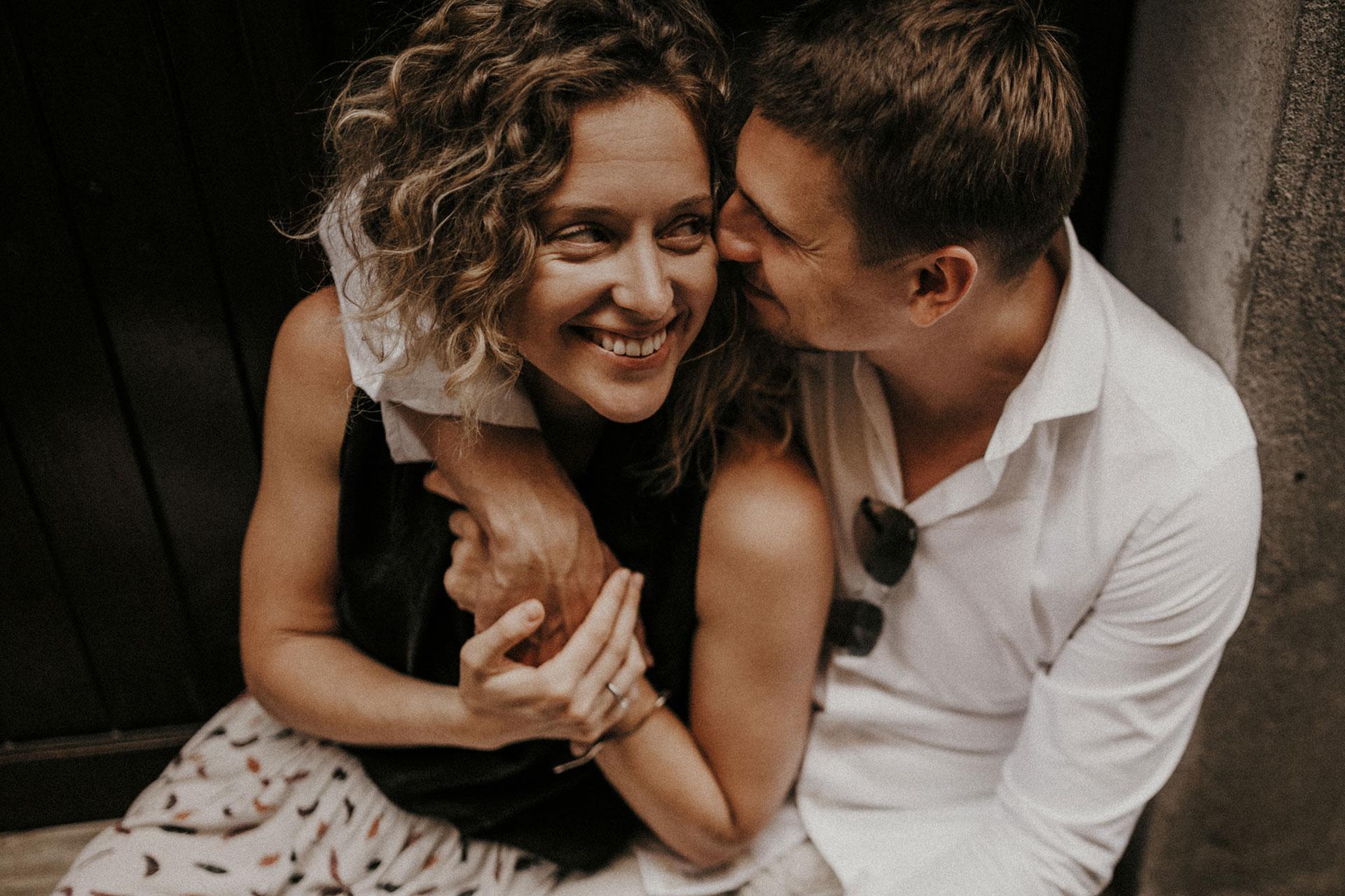 Sardinien Verlobungs-Shooting