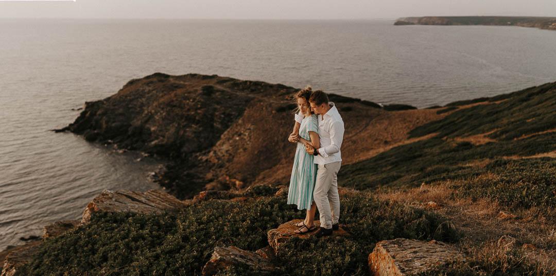 Sardinia engagement shoot | Oleg Tru - wedding photographer