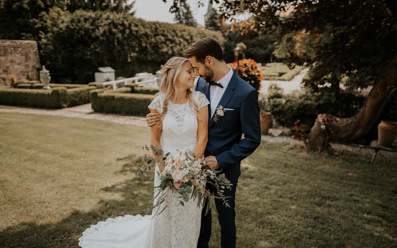 Haldmühle zu Bissersheim Hochzeit – Linnea & Christian