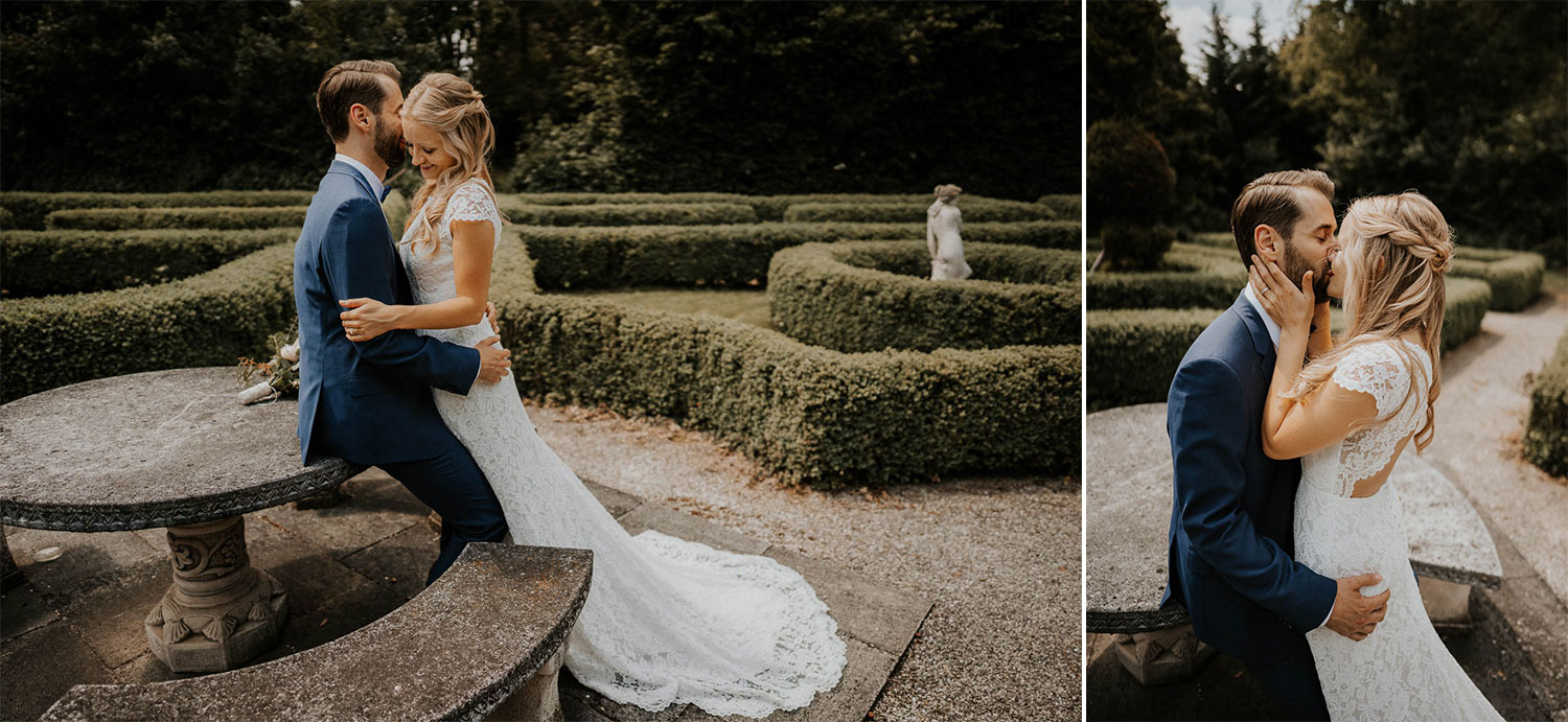 Haldmühle zu Bissersheim Wedding Location // Oleg Tru - European destination wedding photographer