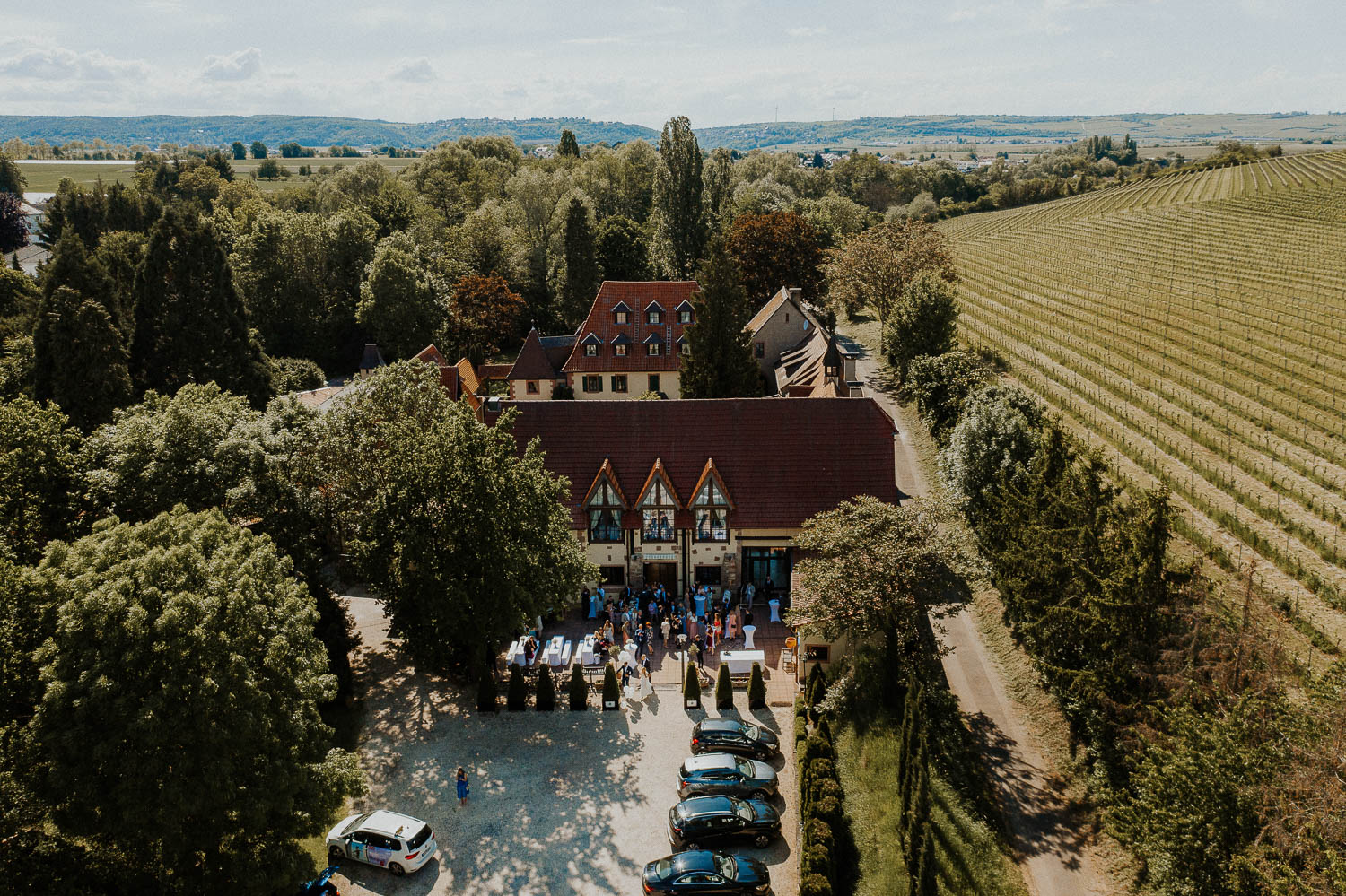 Haldmühle zu Bissersheim wedding location
