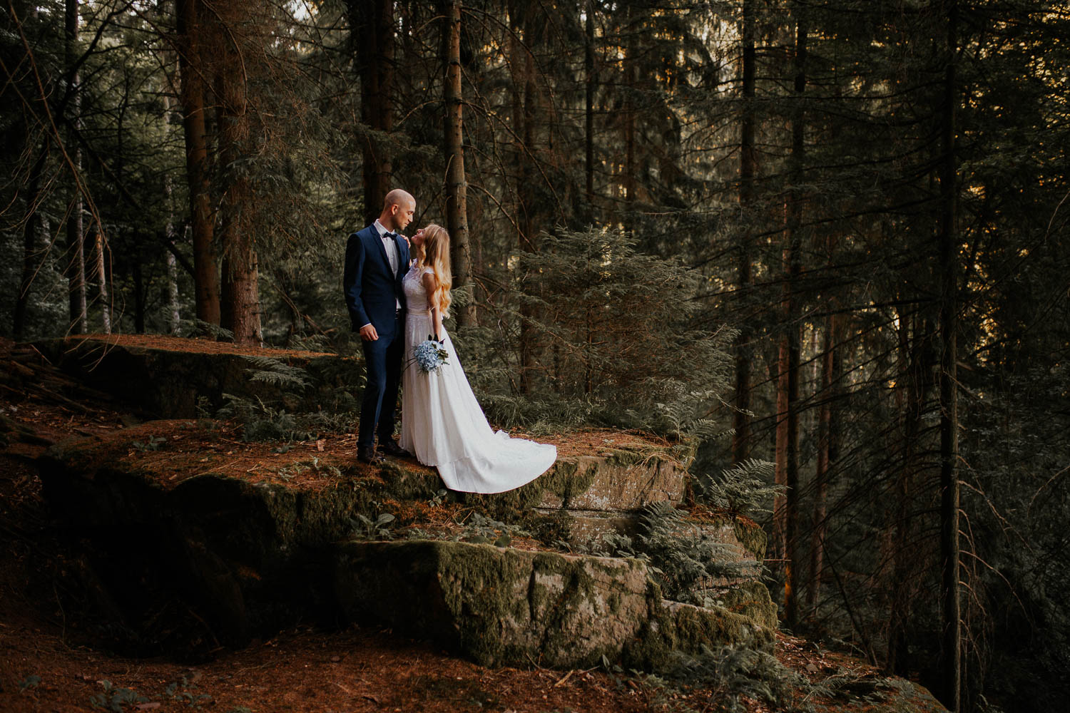 After Wedding Shooting In Pforzheim Schwarzwald - Oleg Tru destination wedding photographer