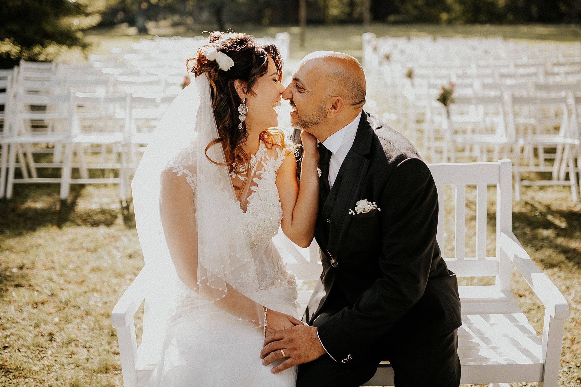 Steigenberger Inselhotel freie Trauung & Hochzeits-Shooting – Giovanna & Francesco