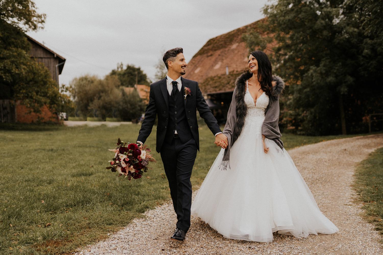 Weingut Steinbachhof Hochzeit – Pia & Oliver